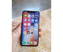 iPhone X de 64Gb Solo Claro No Face Id