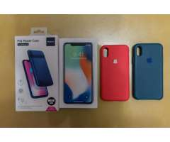 iPhone X 64GB  accesorios y cases
