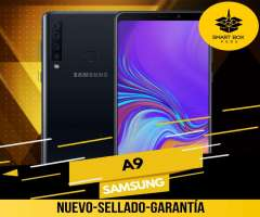 Samsung Galaxy A9 (NUEVO-SELLADO-GARANTÍA)