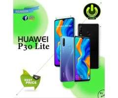 Huawei P30 Lite 128 Gb sellados / 2 Tiendas Fisicas Trujillo Expomall y Centro historico &...