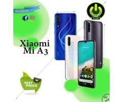 Xiaomi Mi A3 Android One / Tienda física Centro de Trujillo / Celulares sellad...