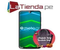 Motorola Moto G7 Plus pantalla de 6.2 pulgadas