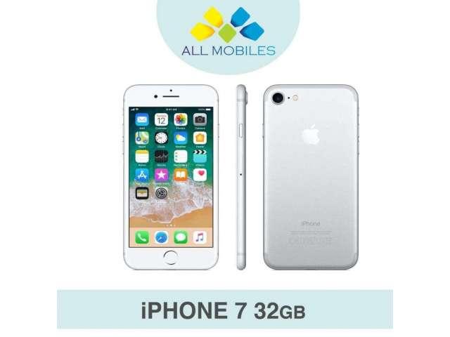 iPHONE 7 32GB SILVER - NUEVO SELLADO, ORIGINAL- TIENDA MIRAFLORES- DELIVERY CONTRAENTREGA- OFER...