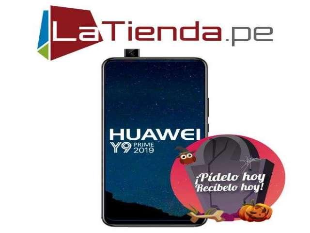 Huawei Y9 Prime 2019 -  4000 mAh