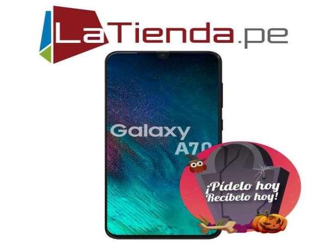 Samsung Galaxy A70 - procesador octa-core ..