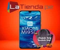 Xiaomi Mi 9 SE - Triple camara principal *