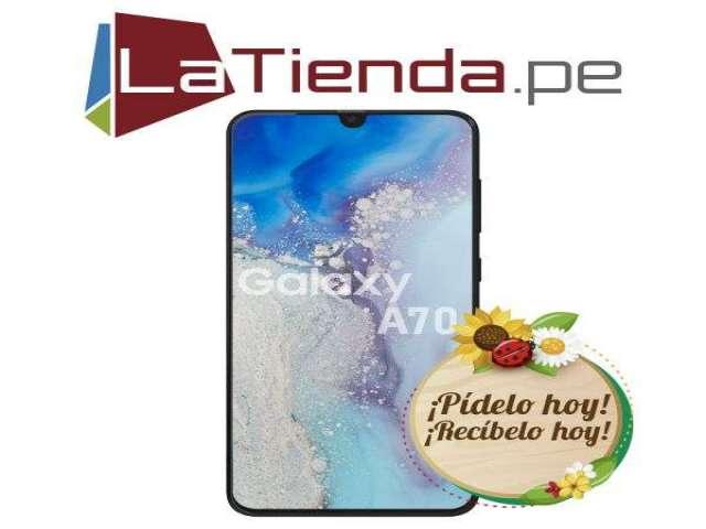 Samsung Galaxy A70 - lector de huellas *