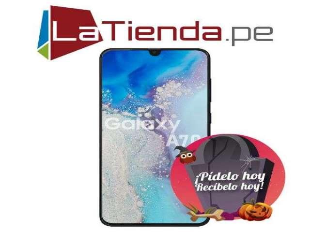 Samsung Galaxy A70 - procesador octa-core *