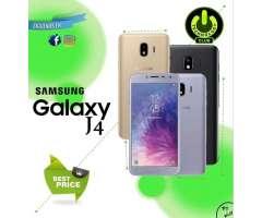 Samsung Galaxy J4 Todos los colores / 2 Tiendas Fisicas Trujillo Expomall y Centro histori...