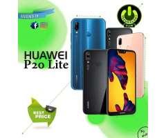 Huawei P20 Lite 32 Gb Todo Pantalla / 2 Tiendas Fisicas Trujillo Expomall y Centro histori...
