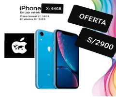 iPhone Xr Libre Mundial