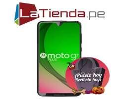 Motorola Moto G7 Plus 64GB de almacenamiento