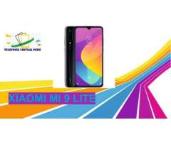 XIAOMI MI 9 LITE 128GB/6RAM SOMOS TELEFONIA VIRTUAL PERU 964334420