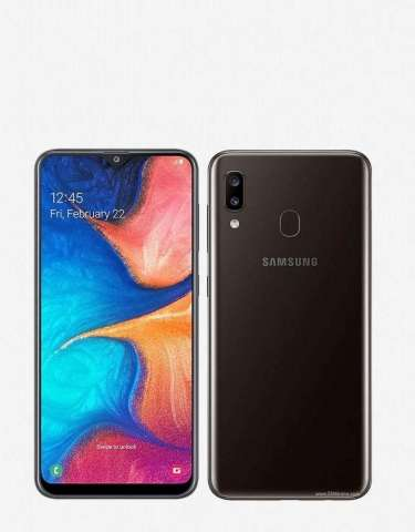 Samsung A20 Nuevo en Caja Sellado