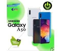 Samsung A50 Triple Camara 25 Mpx / 2 Tiendas Fisicas Trujillo Expomall y Centro historico ...