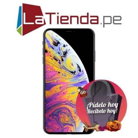 IPHONE XS 64gb* de Memoria Interna ¡Pidelo hoy¡ !Recibelo hoy!