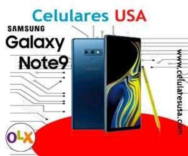 Samsung Galaxy Note 9 128gb 6gb Ram Tienda San Borja.
