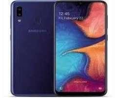 SAMSUNG A20 32GB(LIBRE DE FABRICA)SOMOS DELIBLU MOVILES 965155675/931192957/...