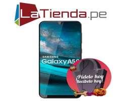 Samsung Galaxy A50 triple camara de 25 MP 5 MP 8 MP