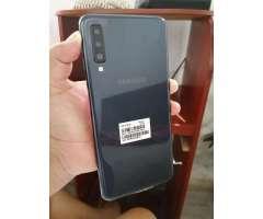 Samsung A7 2018 64gb.