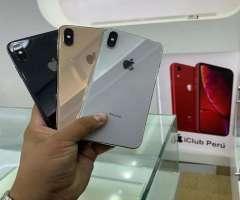 iPhone Xs Max de 64 Y 256 Gb