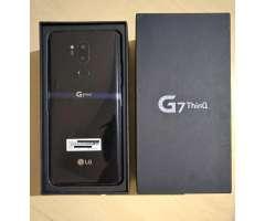 Vendo o Cambio LG G7 ThinQ Libre de Fabrica