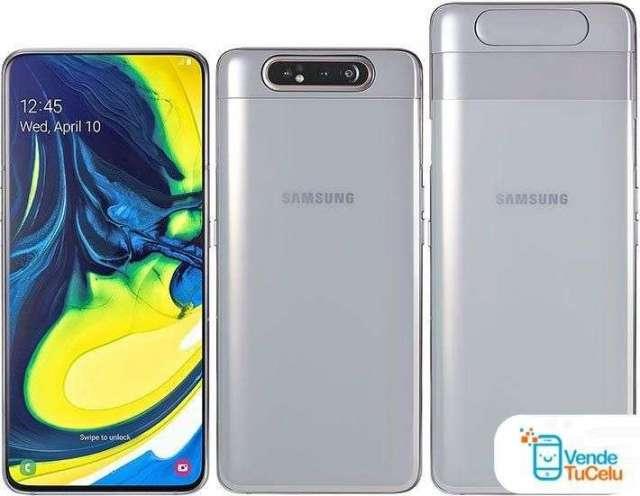 A pedido: Samsung Galaxy A80 Nuevo • Deja tu Equipo en Parte de Pago