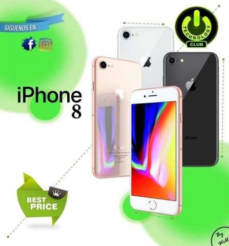 8 Iphone 8 carga inalambrica Apple / 2 Tiendas Fisicas Trujillo Expomall y Centro historic...
