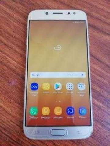 Samsung J7 PRO 4G LTE Dorado IMEI ORIGINAL Libre de Fabrica. no neo j5 j6 j8, prime a10 moto g ...