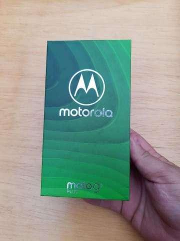 Motorola G7 Plus Completo Impecable