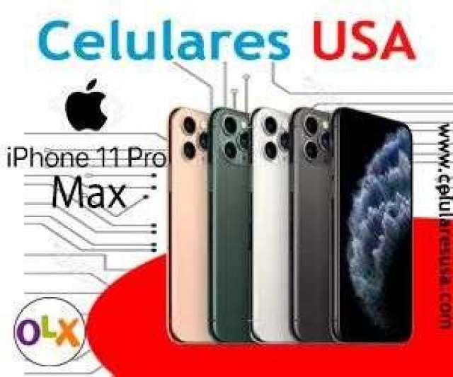 IPHONE 11 PRO MAX 64GB / TIENDA SAN BORJA