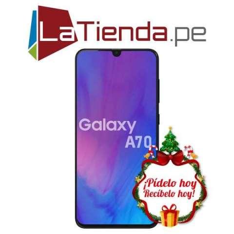 Samsung Galaxy A70 - carga rápida