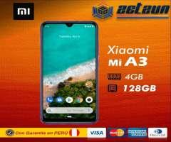 Xiaomi Mi A3 4gb 128gb Azul Sellado