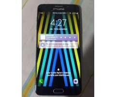 Samsung A7 2016 con 1 Detalle