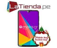 Motorola Moto G7 Plus procesador Snapdragon 636