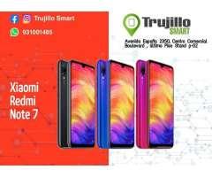 Xiaomi Redmi Note 7, Garantía 1 Año