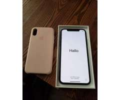 iPhone Xs Space Gray 64gb Nuevo