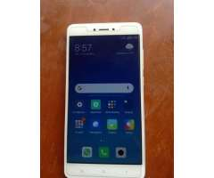 Vendo  Xaomi Redmi Note 4