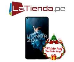 Huawei Honor 20 - ¡PÍDELO HOY RECIBELO HOY!