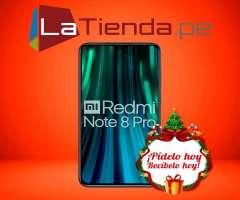 Xiaomi Redmi NOTE 8 PRO -Cámara Selfie 20MP
