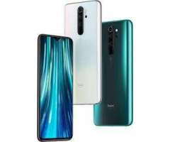CELULARES XIAOMI REDMI NOTE 8 PRO L/FÁB. 128GB 6GB 64MP8MP2MP2MP 4500MAH SELLADO SO...