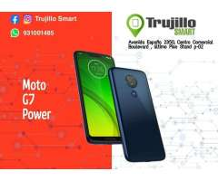 Moto G7 Power 64 Gb , Garantia 1 Año