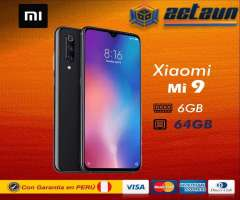 Xiaomi Mi 9 6gb 64gb Sellado