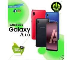 Samsung A10 Desbloqueados 32 Gb Almacenamiento / Tienda física Centro Trujillo ...