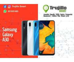 Samsung Galaxy A30 64 Gb, Garantia 1 Año