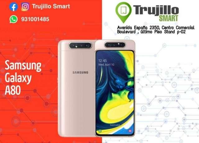 Samsung Galaxy A80 128 gb Tienda Fisica