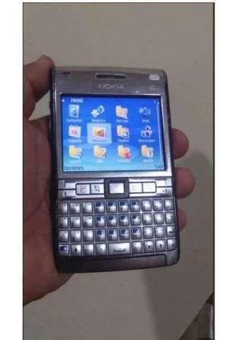 Celular Nokia E61i Operador Libre