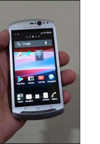 Celular Sony Ericsson Xperia Neo V Modelo Mt11i Libre