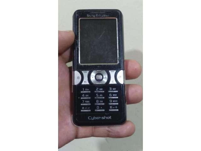 Celular Sony Ericsson K550 Operador Libre