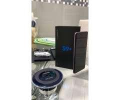 SAMSUNG GALAXY S9+ Y ADICIONALES